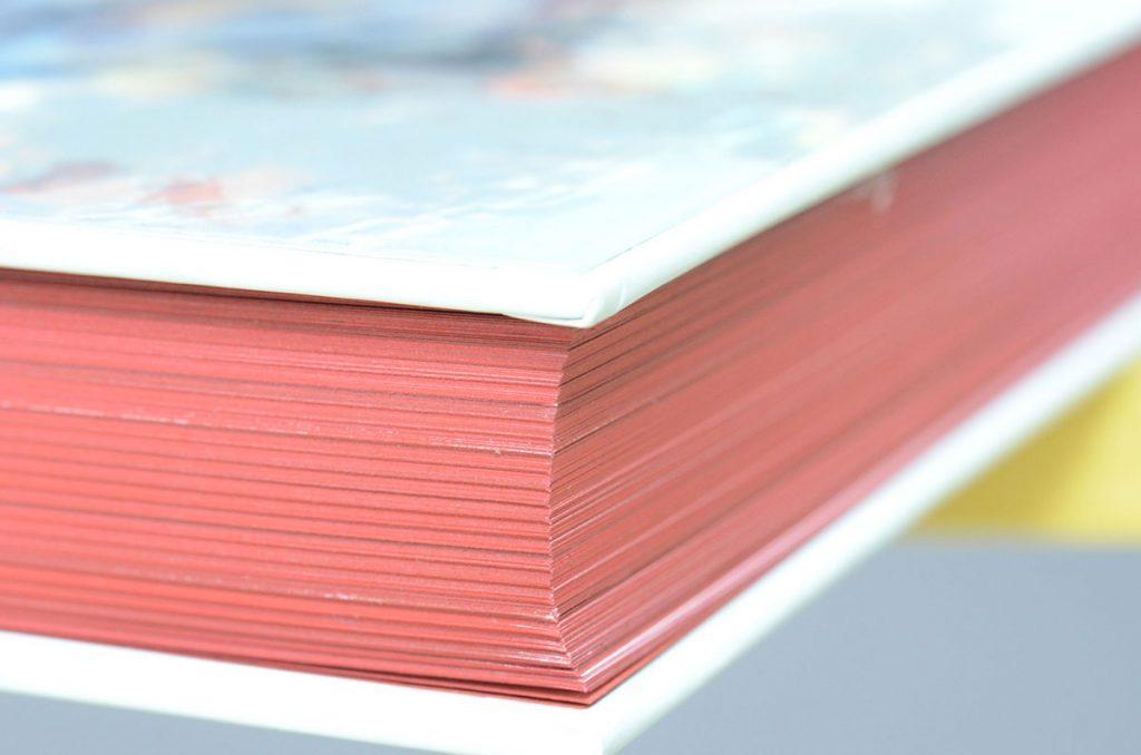 Бумага для печати книг