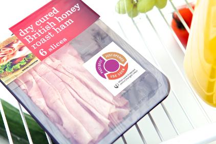 Упаковка с индикатором свежести продуктов
