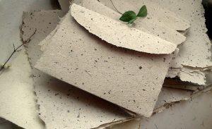 Бумага ручного черпания для оригинальных продуктов