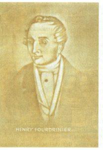 Генри Фурдринье-один из создателей первых бумажных машин в мире