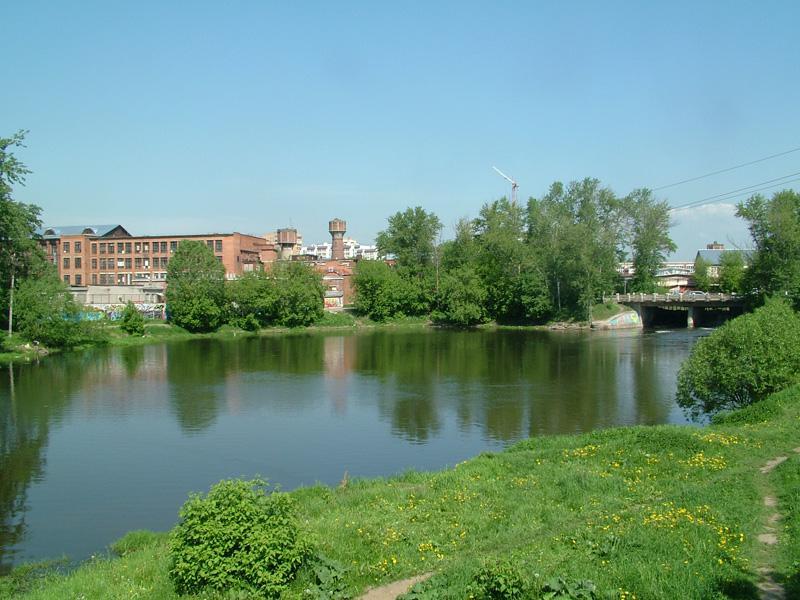 В 16 веке на реке Уче была первая русская бумажная мельница