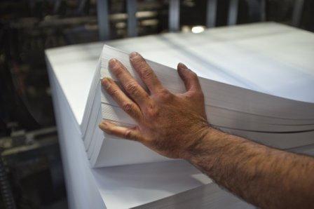 Особенности листовой бумаги